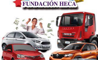 Monumental Sorteo - Fundación Heca